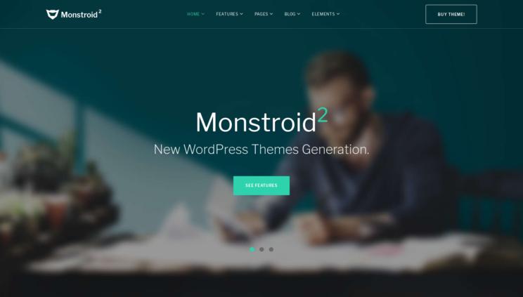 Monstroid2 - Przykładowy zrzut ekranu